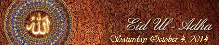 Eid ul Adha 2014 2
