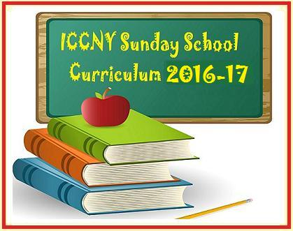 ICCNY School Registration