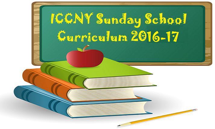 ICCNY Curriculum 2016-17